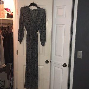 Natalie Martin dress from Anthropologie